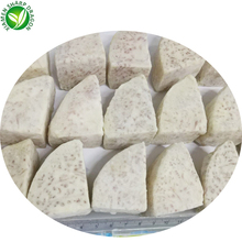 organic fried iqf frozen wholesale taro root