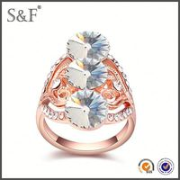 Newest Style Crystal ring hidden camera