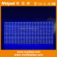 dip p10 led blue color module 32*16 dot outdoor www xxxx com