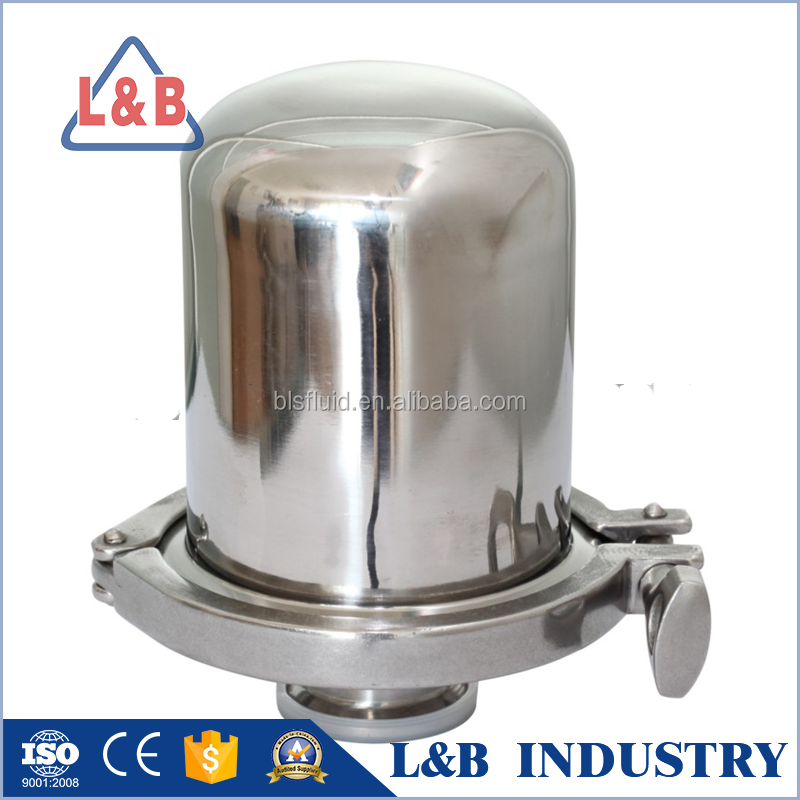Sanitary Vent Aseptic Stainless Steel Tank Air filter