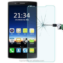 0.3mm HD transparency tempered glass screen protector for Samsung S6