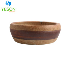 RS-013 Colorful hand painted ceramic round bathroom sink wash basin