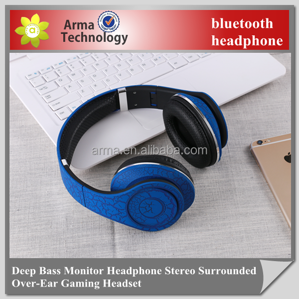 Best Quality Bluetooth Headset Wireless Headphones Stereo Foldable Sport Earphone Microphone Headset Bluetooth