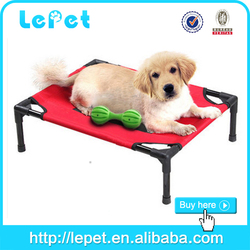 hot selling durable outdoor trampoline dog bed/elevated dog bed