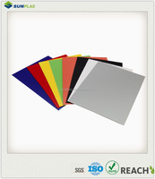 0.8mm, 0.9mm,1.0mm ABS Sheet,ABS Board for Screen printing