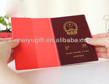 China manufacture competitive price durable silicone passport book case