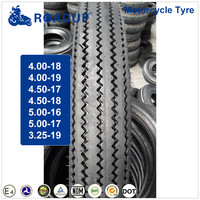 heavy duty sawtooth motorcycle tire 4.00-18 4.00-19 4.50-17 4.50-18 5.00-16 5.00-17 3.25-19