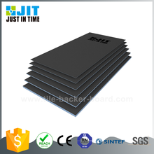 Cement tile backer board heat insulation sheet