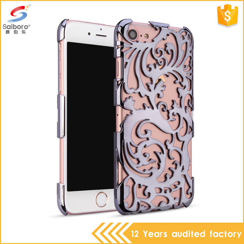 Newest design anti-scratch bulk cheap mobile phone pc cover for iphone