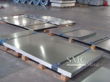 repair foundation crack with galvanized steel plates