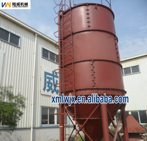 80 ton cement silo and cement silo accessories