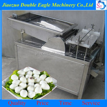Automatic stainless steel boiled quail egg peeler/automatic eggs sheller