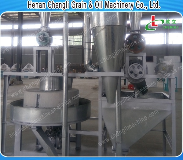 Wheat flour production plant/corn flour mill/flour stone mill for sale
