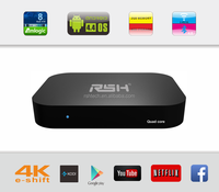 4K Ultra HD TV Box KODI addons loaded free watch live TV & live sports android 4.4 Google tv box sexy hot hd video download