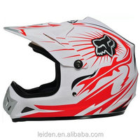Applique motocross children off-road helmet
