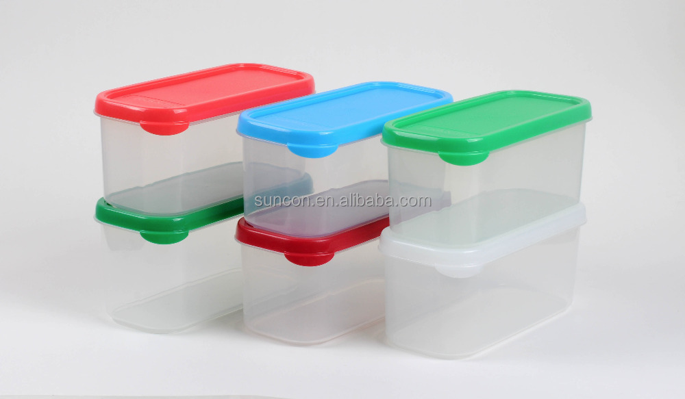 Pantry Storer,Colorful Lid