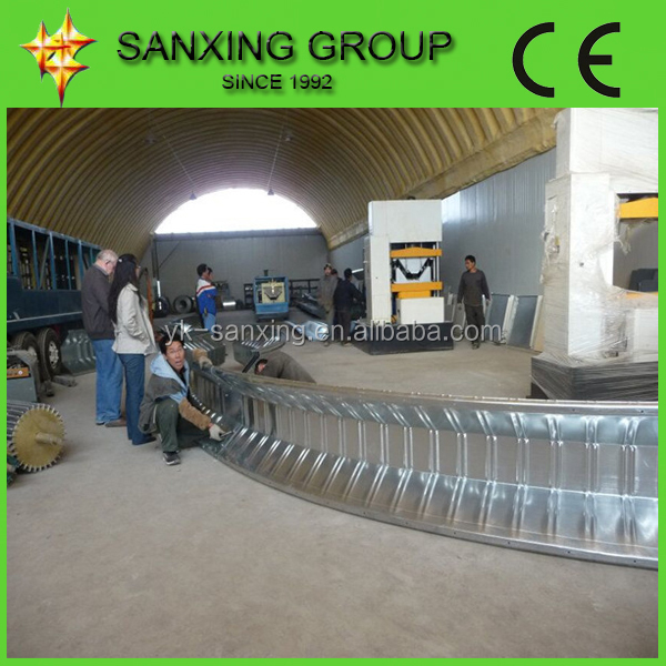 SCREW JOINT PANEL FORMING MACHINE