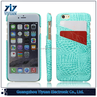 Protective Leather Mobile Phone Wallet Case for iPhone 6 Case Cover