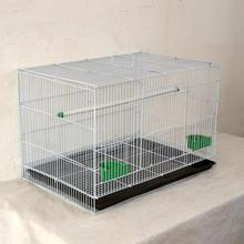 Foldable Steel Wire Mesh Square antique bird cages