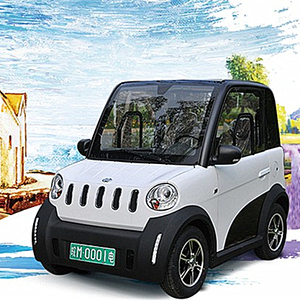 High speed RHD LHD ac motor EEC certificate cheap price 2 seater electric mini cars
