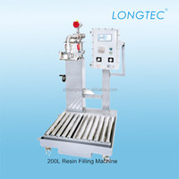 Auto-weighing filling machine/line (200L/1000L)
