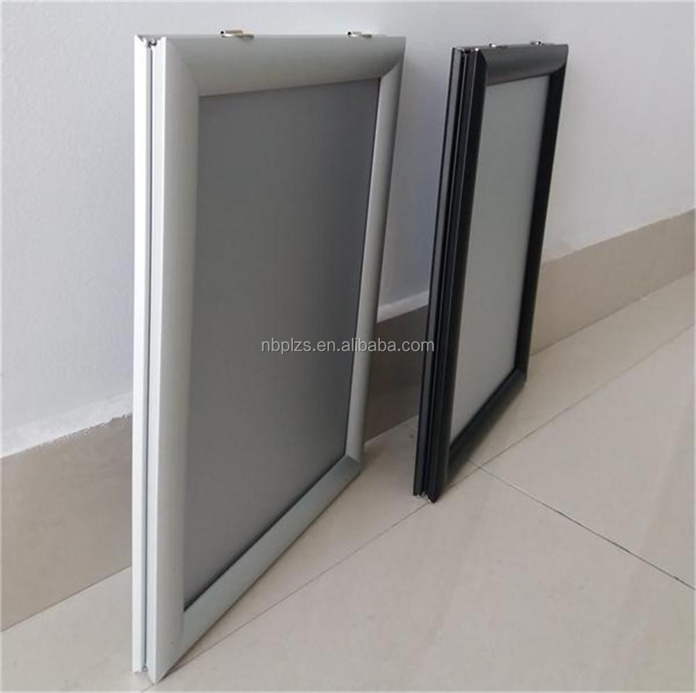 Advertising Picture Display Frame,Aluminum Poster Frame Snap,Double ...