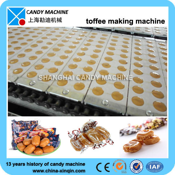 Small Toffee Candy making machine