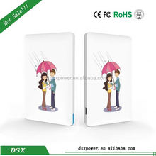 Ce,Fcc,Rohs Approval Portable Multifunctional Mobile Recharger / Universal Slim Power Bank With Usb Cable