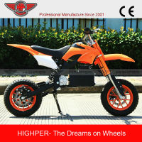 350W Hot Selling Kids Mini Electric Pocket Bike Mini Dirt Bike For Sale Cheap (HP110E-A)