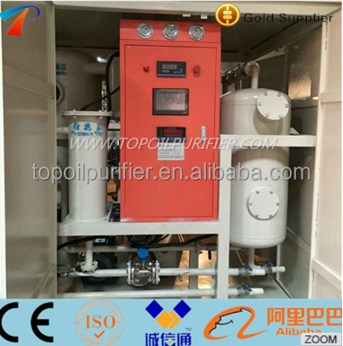 Advanced Apparatus ZYD-I serie transformer oil recycling device
