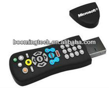 TV remote control promotional usb flash stick