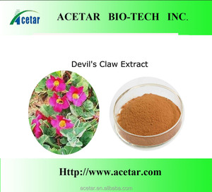 Natural devils claw extract harpagoside,devils claw extract harpagoside,Devil's Claw