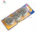 3PCS Wholesale Kitchen Steel Wire Cleaning Ball