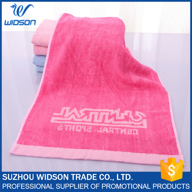 Bamboo Towel Sport Use, Soft Skin Care Bamboo Fabric Towel