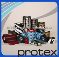 wax resin ribbon manufacturers printer supplies for barcode tracking software