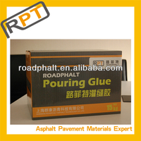 Roadphalt longitudinal asphaltic crack sealing