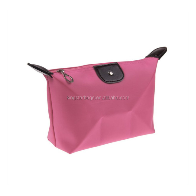 new product The Best Design fashion beautiful wholesale pu leather toiletry bag, makeup bag, PU cosmetic bag for women