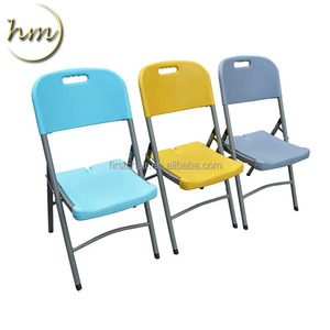 Wholesale Outdoor Furniture Used Plastic Folding Chair