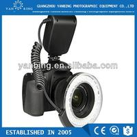 Factory supply marco led ring light for canon nikon panasonic dslr camera