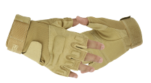 new products gloves motorcycle/ protection gloves/ fingerless gloves