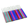 Colorful Lock Pick Set Stainless Steel
