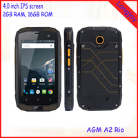 4G LTE AGM A2 Rio IP68 Android 5.1 Waterproof LTE Rugged Smartphone