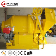 China cm140 gasoline electric motor diesel concrete mixer With made in