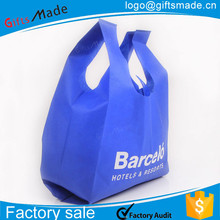 customized eco friendly reusable folding biodegradable shopping bags