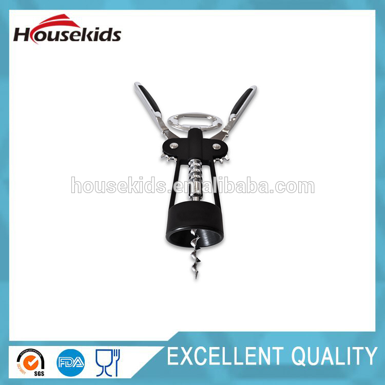 Multifunctional wine corkscrew set with bottle opener with high quality