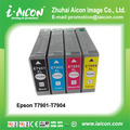 For Epson T7901/T7902/T7903/T7904 ink cartridge