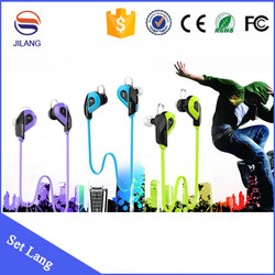 Hot new patent products for 2015,new sport stereo Bluetooth earphone with CSR V4.0 chipset,bluetooth headset