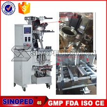 Automatic vegetable oil or refined edible oil small sachet packaging machinery