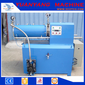 20L Horizontal Sand Mill for Printing ink ,Horizontal bead Mill grinding machine