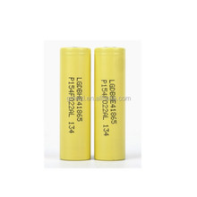 Original LG 18650 he4 3.6V 2500mAh battery 18650 35A high drain LG HE4 vape lithium ion battery